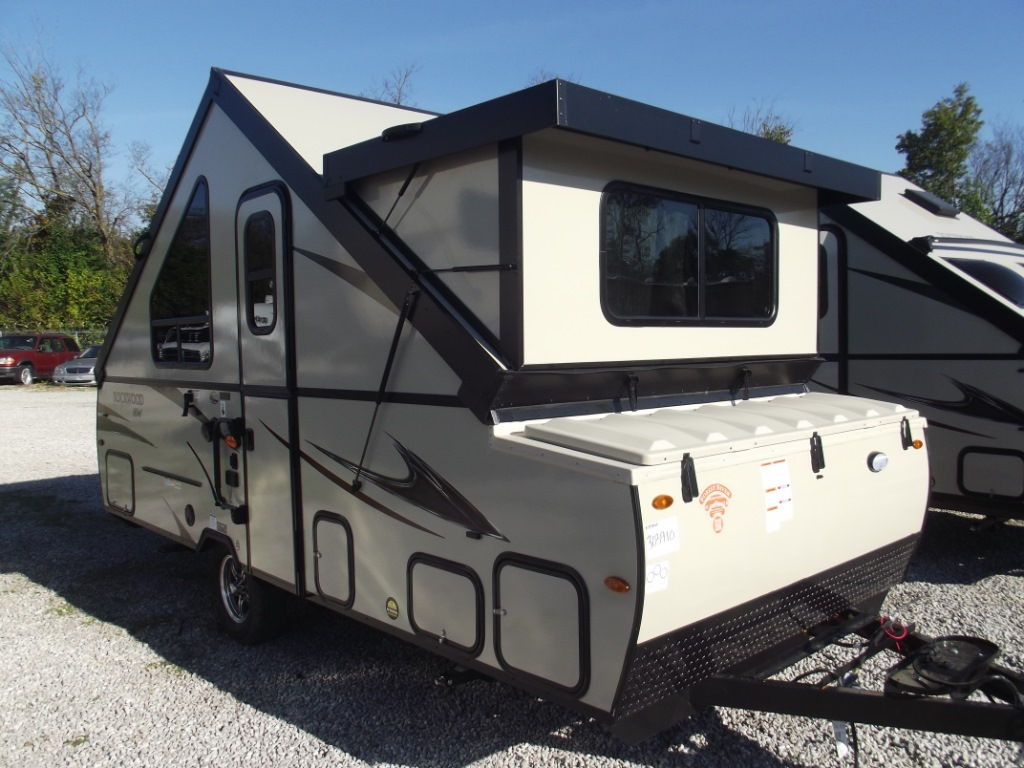 New 2018 Forest River Rv Rockwood Hard Side High Wall