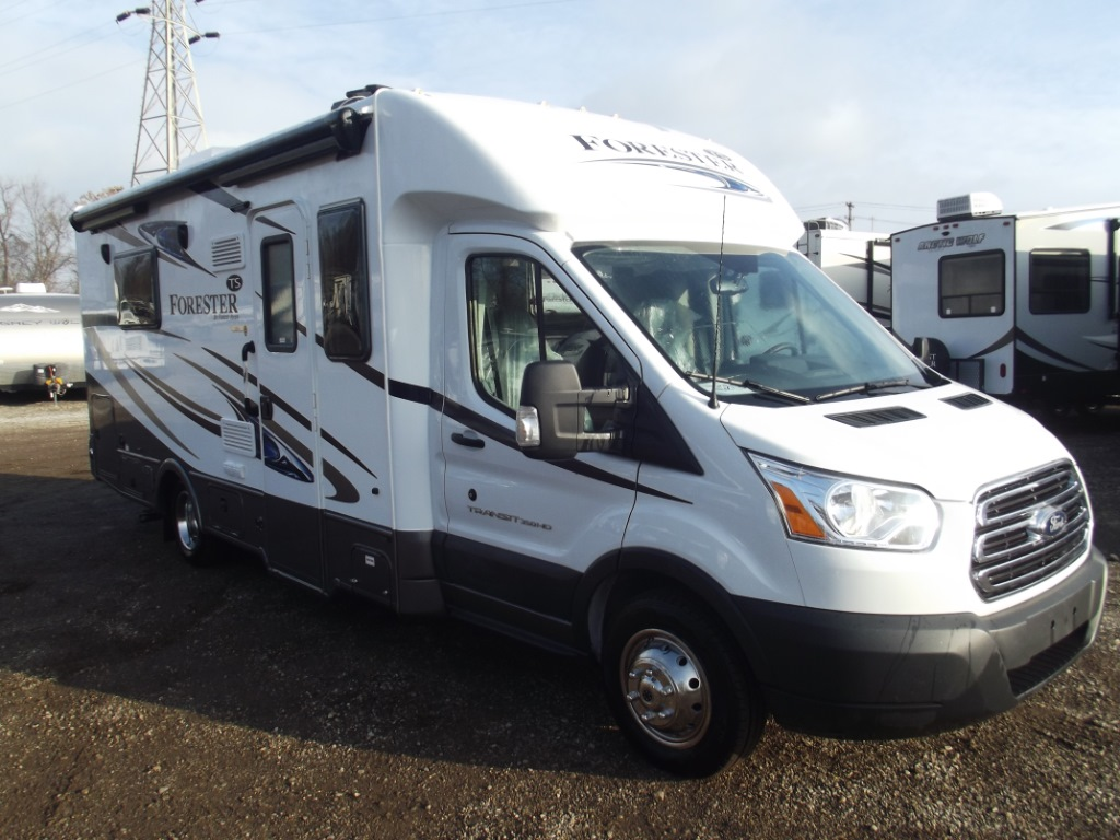 new 2018 forest river rv forester ts 2391 motor home class. Black Bedroom Furniture Sets. Home Design Ideas