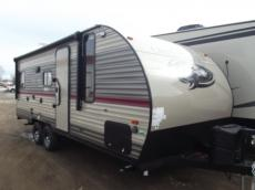 New 2018 Forest River RV Cherokee Grey Wolf 20RDSE Photo
