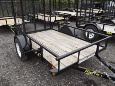 New 2015 Big Tex Trailers Single Axle 30SA 35SA Photo