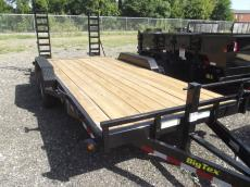 New 2015 Big Tex Trailers Equipment and Tilt Trailers 14FT-18 Photo