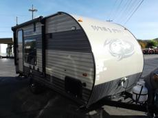New 2017 Forest River RV Cherokee Wolf Pup 17RP Photo