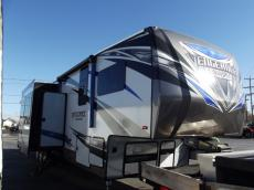 New 2017 Forest River RV Vengeance Touring Edition 381L12-6 Photo