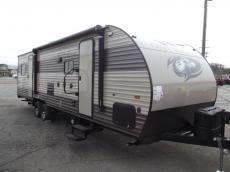 New 2017 Forest River RV Cherokee Grey Wolf 27RR Photo