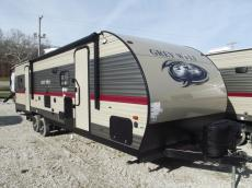 New 2018 Forest River RV Cherokee Grey Wolf 27RR Photo