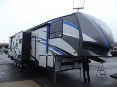 New 2017 Forest River RV Vengeance 422V12-6 Photo