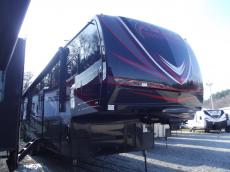 New 2018 Forest River RV XLR Thunderbolt 341AMP Photo