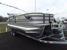 New 2017 Crest Pontoons CREST CREST CLASSIC 230L Photo