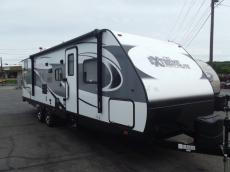 New 2018 Forest River RV Vibe Extreme Lite 287QBS Photo