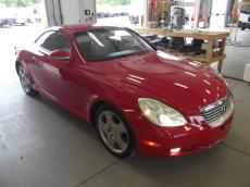 Used 2004 TOYOTA LEXUS SC430 Photo