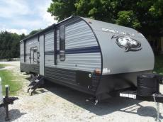 New 2019 Forest River RV Cherokee Grey Wolf 26RR Photo