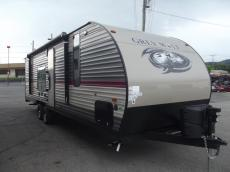 New 2018 Forest River RV Cherokee Grey Wolf 26RR Photo