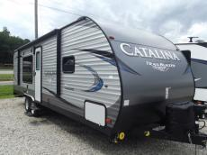 New 2018 Coachmen RV Catalina Trail Blazer 26TH Photo