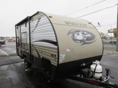 Used 2016 Forest River RV Cherokee Wolf Pup 17RP Photo