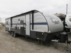 New 2019 Forest River RV Cherokee Grey Wolf 27RR Photo