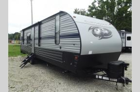 New 2019 Forest River RV Cherokee Grey Wolf 294RR Photo