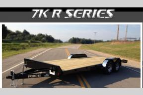 New 2019 Rice Trailers Magnum Car Hauler FMCR8218 16+2 Photo