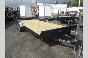 New 2019 Rice Trailers Magnum Car Hauler FMCR8220 18+2 Photo