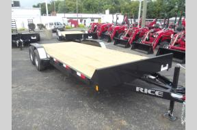 New 2019 Rice Trailers Magnum Car Hauler FMCMR8220 18+2 Photo