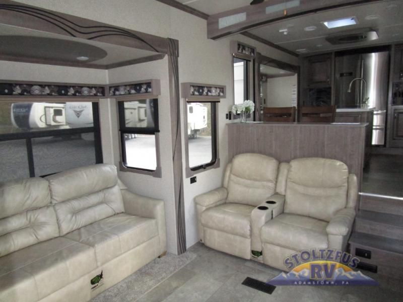 New 2019 Forest River Rv Cedar Creek Champagne Edition