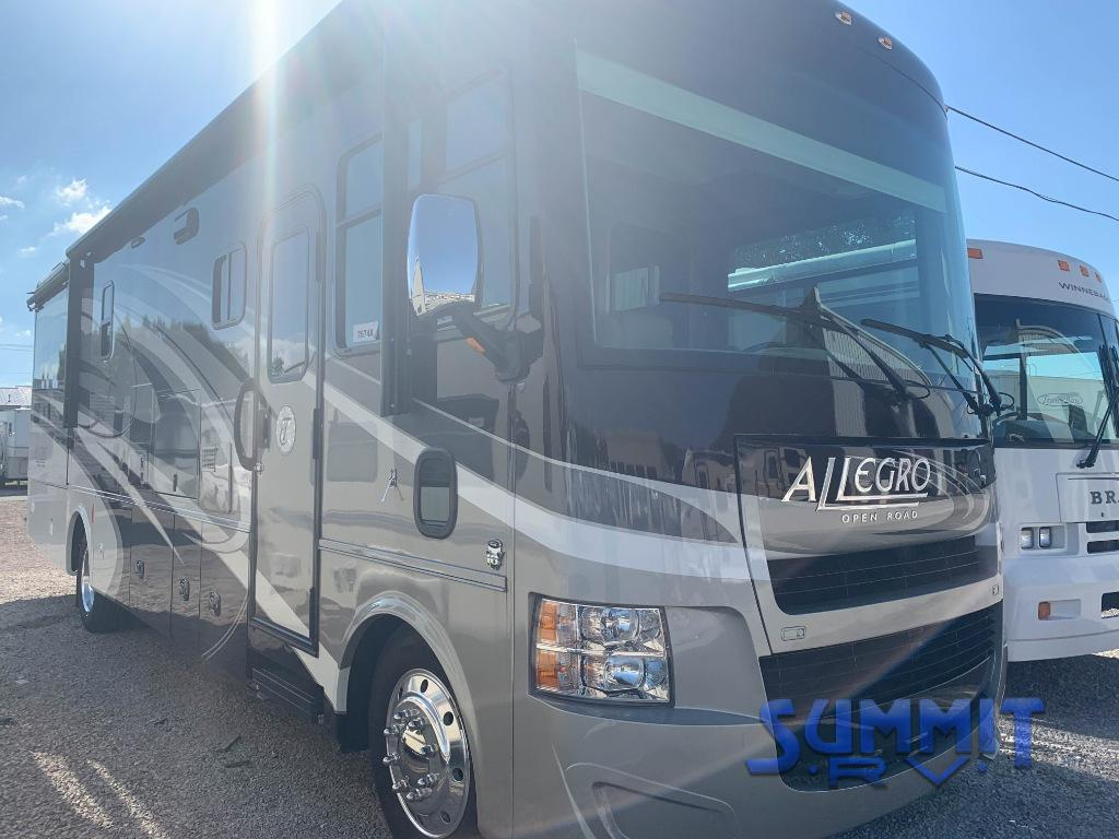 Used 2016 Tiffin Motorhomes Allegro 32 SA Motor Home Class A