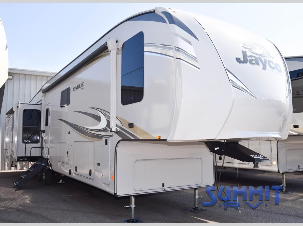 New 2020 Jayco Eagle 357MDOK Fifth Wheel At Summit RV