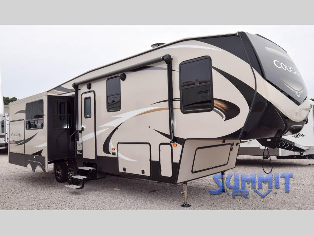 New 2018 Keystone Rv Cougar 338rlk Fifth Wheel At Summit