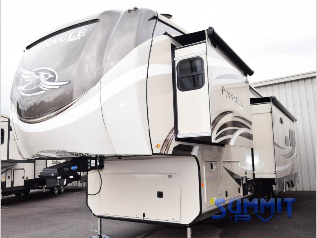 New 2019 Jayco Pinnacle 36KPTS Fifth Wheel at Summit RV