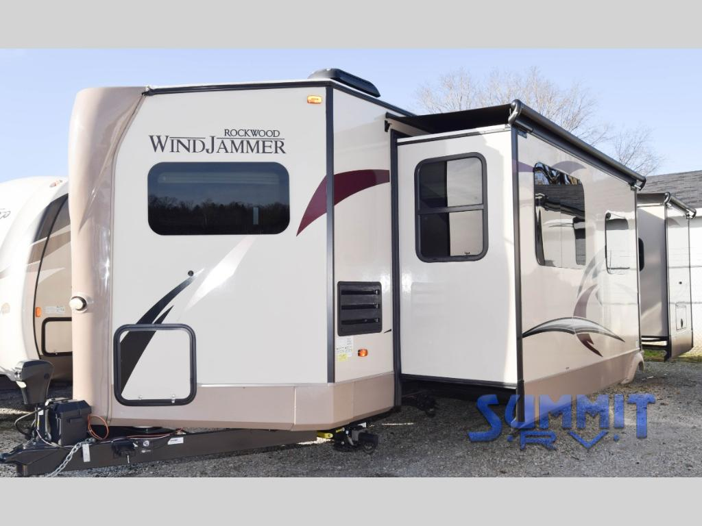 used 2017 forest river rv rockwood wind jammer 3008w travel Wind Jammer Rv Wiring Diagram wind jammer rv wiring diagram wiring