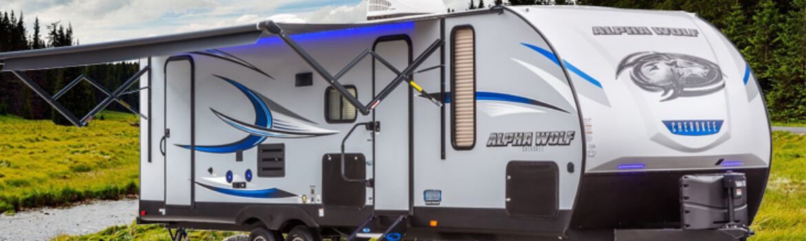 Cherokee Alpha Wolf for sale in Sun Camper RVs, Fort Pierce, Florida