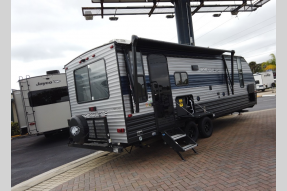 New 2021 Forest River RV Cherokee Grey Wolf 23MK Photo