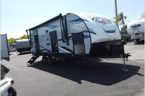 New 2021 Forest River RV Cherokee Alpha Wolf 22SW-L Photo