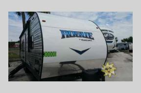 New 2019 Forest River RV Vengeance Rogue 28V Photo