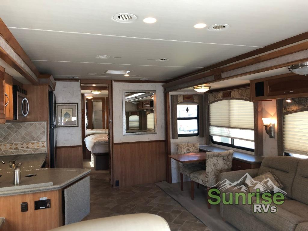 Used 2007 National Rv Pacifica Ts36a Motor Home Class A