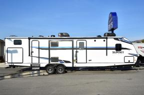 New 2021 CrossRoads RV Sunset Trail SS331BH Photo