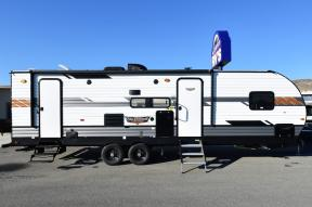 New 2021 Forest River RV Wildwood 26DBUD Photo