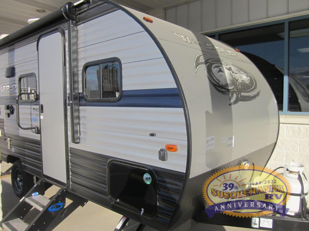 New 2020 Forest River Rv Cherokee Wolf Pup 16bhs Travel