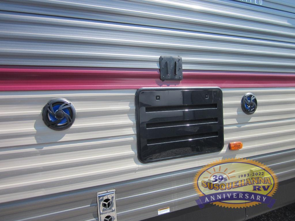 New 2019 Forest River Rv Cherokee 264dbh Travel Trailer At