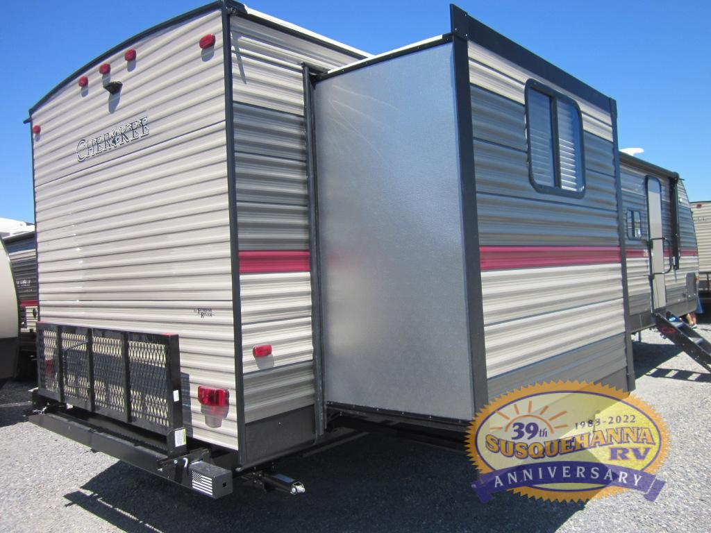 New 2019 Forest River RV Cherokee 304BS Travel Trailer at