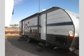 New 2019 Forest River RV Cherokee Grey Wolf 27DBH Photo
