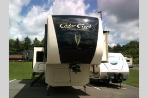 New 2020 Forest River RV Cedar Creek Champagne Edition 38EL Photo