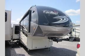New 2018 Forest River RV Cardinal 3950TZ Photo