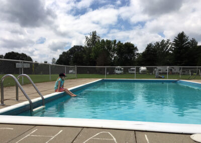 Happy Green Acres Campground - pool