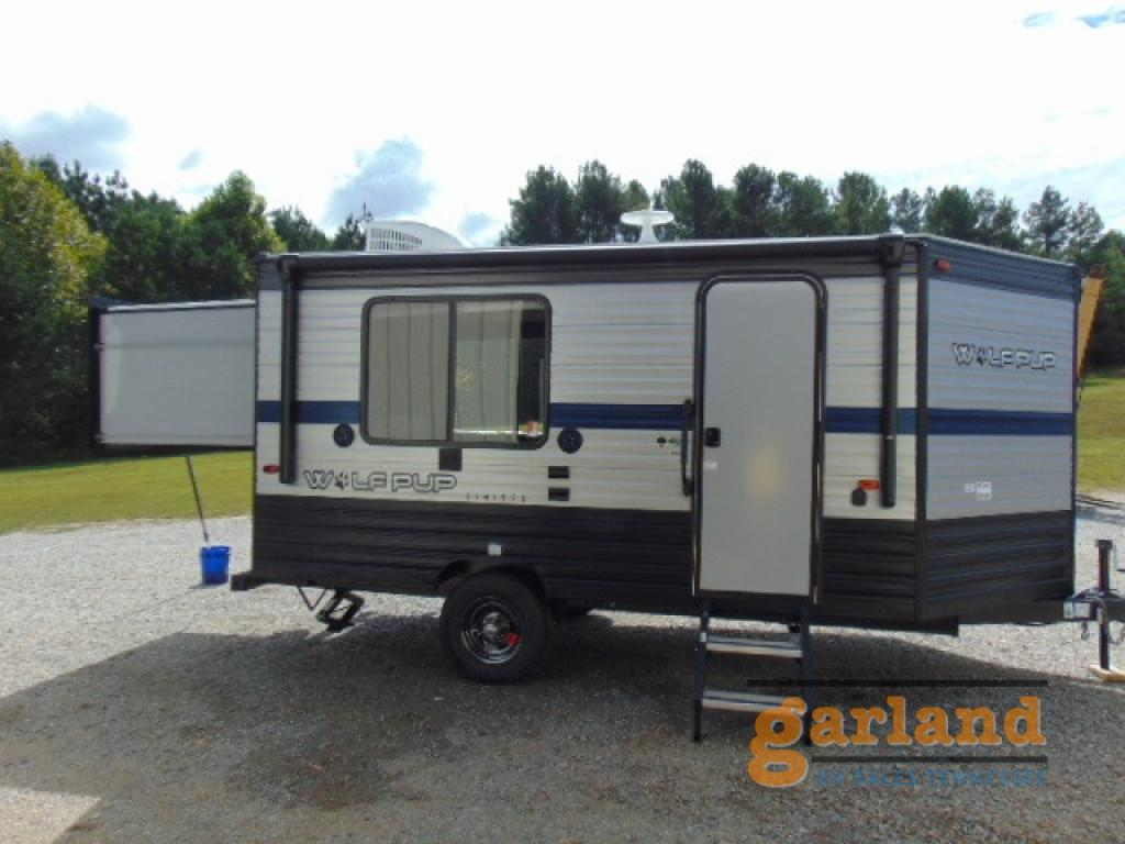 New 2019 Forest River Rv Cherokee Wolf Pup 15sw Travel