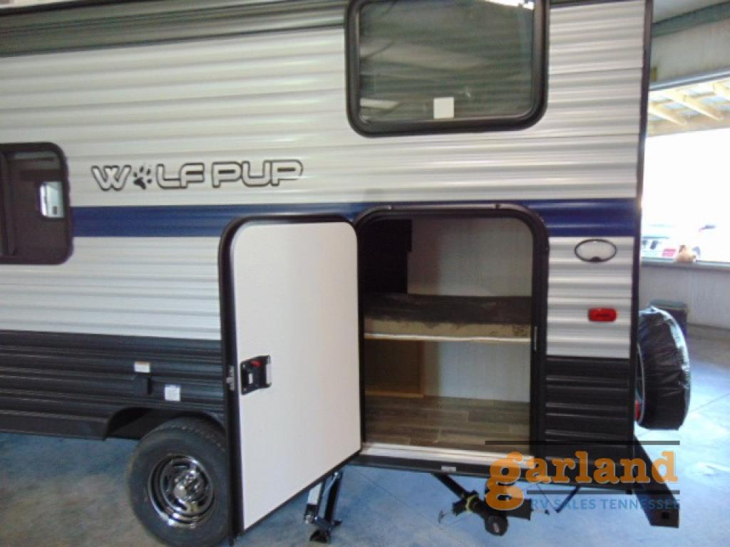 New 2019 Forest River Rv Cherokee Wolf Pup 16bhs Travel