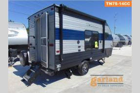 New 2020 Forest River RV Cherokee Wolf Pup 14CC Photo