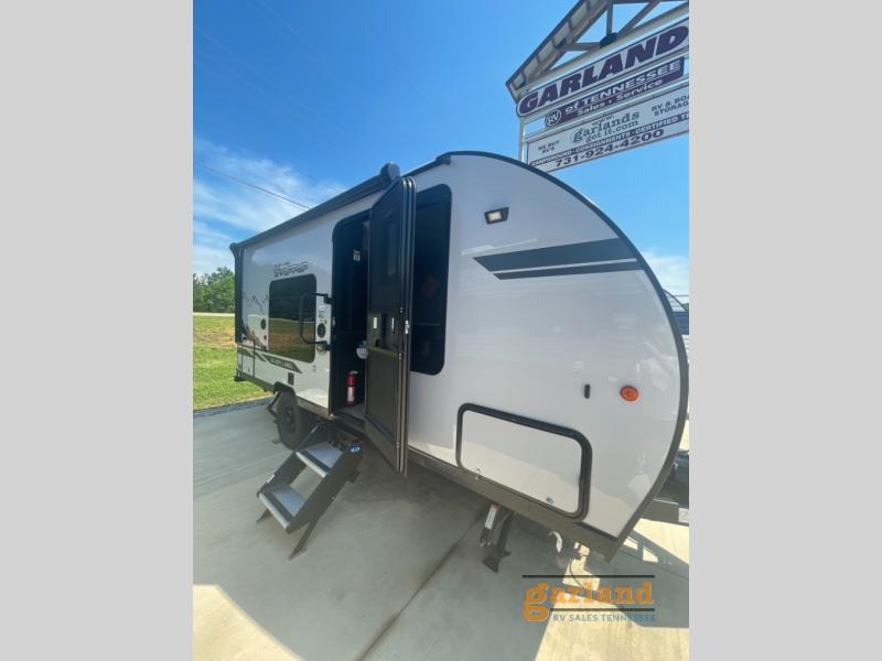 2021 Forest River RV Cherokee Wolf Pup Black Label 16FQBL