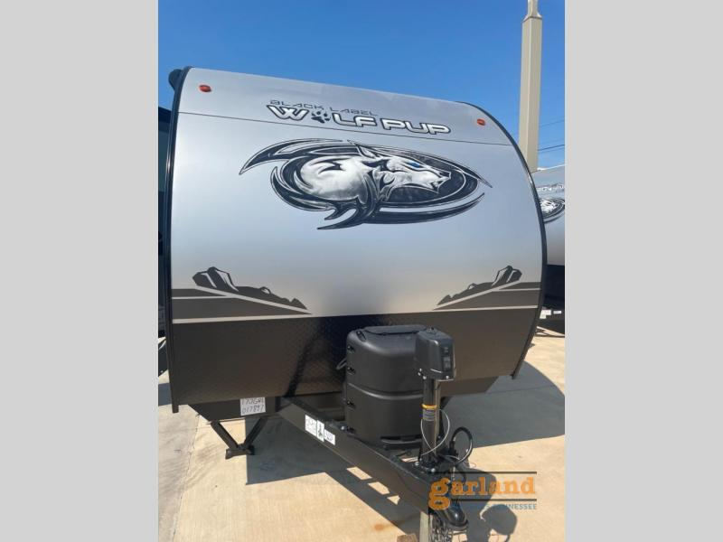 2022 Forest River RV Cherokee Wolf Pup Black Label 17JGBL