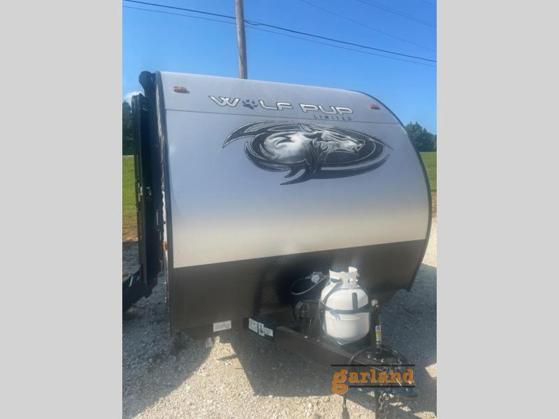 2022 Forest River RV Cherokee Wolf Pup 17JG