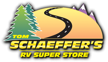 Tom Schaeffer's RV  Superstore Logo